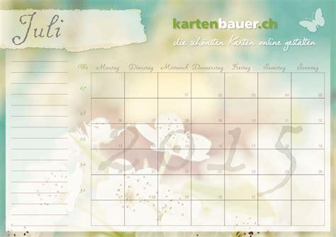 Kalender Ausdrucken Monat Gratis Kalender 2015 Zum Drucken Kartenbauer Ch