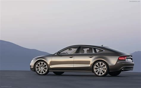Audi A7 2011 by Audi A7 Sportback 2011 Widescreen Car Image 28 Of