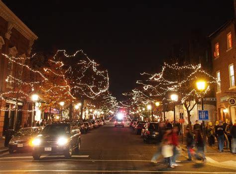 old town alexandria christmas tree lighting mu 43 com