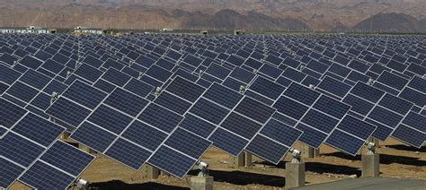 solar bengkulu jumbo size china is building a solar plant in the gobi desert