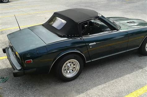 Craigslist Port Huron Cars by 1977 Datsun 280z Convertible V6 For Sale In Port Huron