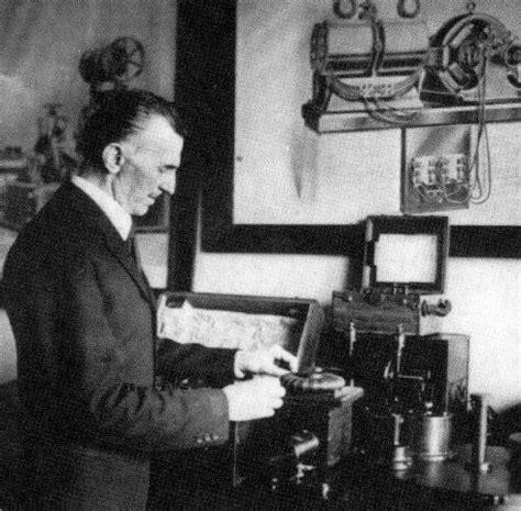 Scientist Nikola Tesla Nikola Tesla The New Hype In Product Branding