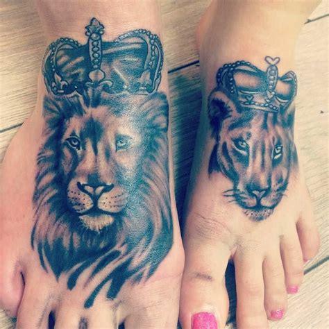 101 lion amp lioness tattoo ideas amp designs authoritytattoo