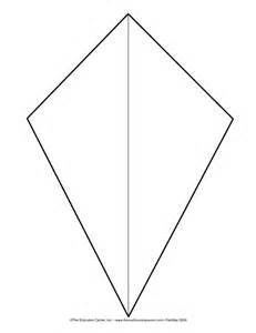kite template kite template for bulletin board ideas