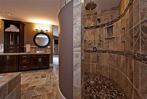 Oversized Shower Bathroom Vanities Are Oversized Walk In Showers The