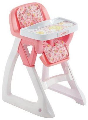 Baby Doll Crib And Highchair Corolle Mon Premier Nursery My High Chair 15 Quot X 11 Quot X 10 Quot By Corolle 39 47 The