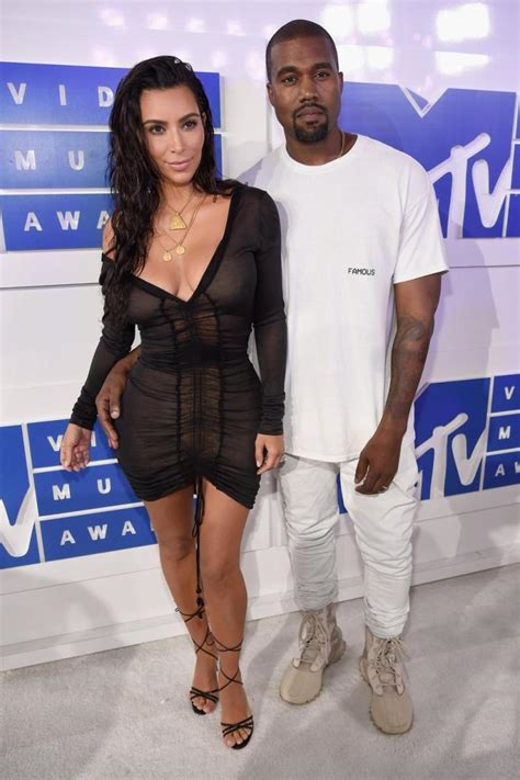 Khloe Slip In Instant White No 13 wears see through dress at vmas ny daily news