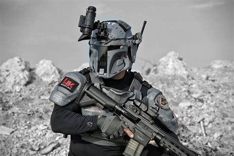 boba fett ballistic armor by ar500 armor hiconsumption