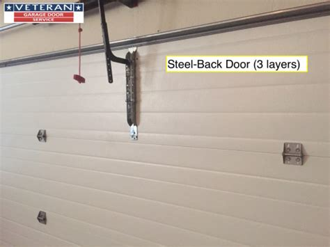 Charming Steel Back Garage Door #2: Steel-back-garage-door-3-lyres-500x375.jpg