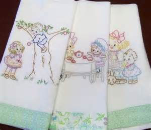 Kitchen Towel Embroidery Designs 263 Best Images About Embroidery On Embroidery Embroidered Pillowcases And Vintage