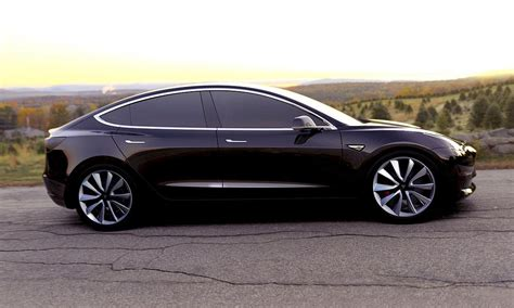 what is the cheapest tesla car tesla unveils cheaper model 3 as advance orders reach 198 000