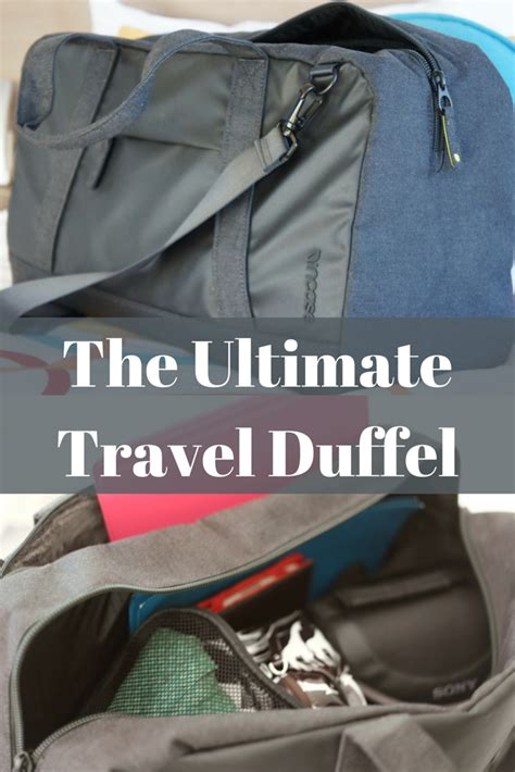 Fashion Advice Great Travel Bags For Less 3 by Packing Tips And Travel Style The Ultimate Duffel Bag