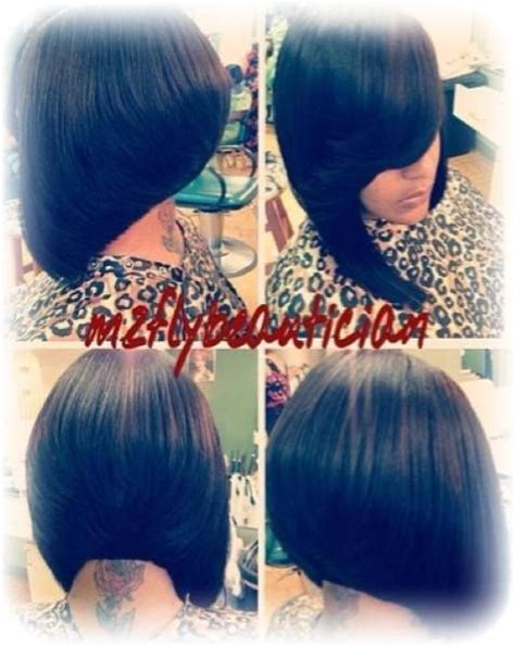 toni neal stylist partial sewin inverted bob with highlights 32 best images about quick weave bob on pinterest