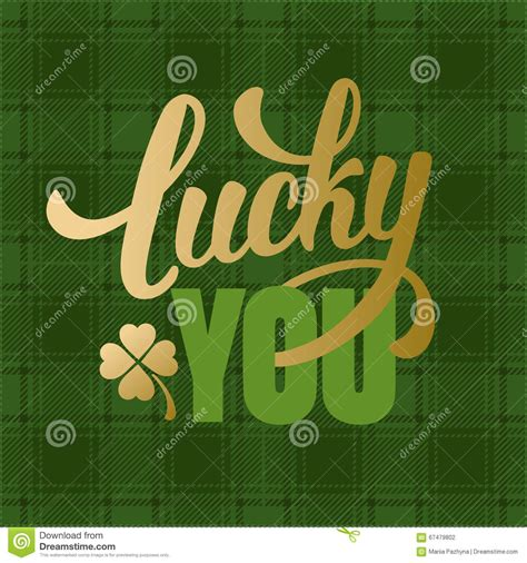7 7 07 Is The Lucky Day For Longoria Tony by Lucky Day Stock Vector Image 67479802