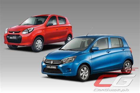 Who Makes Suzuki Cars by Suzuki Philippines Makes Celerio Alto 800 Safer For 2018