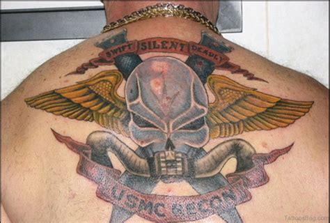 best looking tattoos 80 looking skull tattoos on back