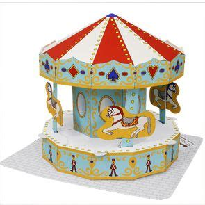 i would love to make a carousel party one day for a little