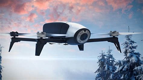 Drone Second parrot second bebop imaging drone is faster and flies longer mikeshouts