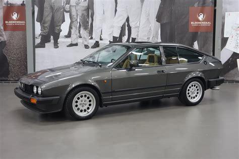 Alfa Romeo Gtv 6 by Alfa Romeo Gtv 6 2 5 Bloemendaal Classic Sportscars