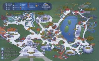 theme park brochures sea world san antonio theme park