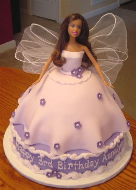 barbie fondant cake barbie cake 10 quot 1 layer base 8 quot and wilton doll mold