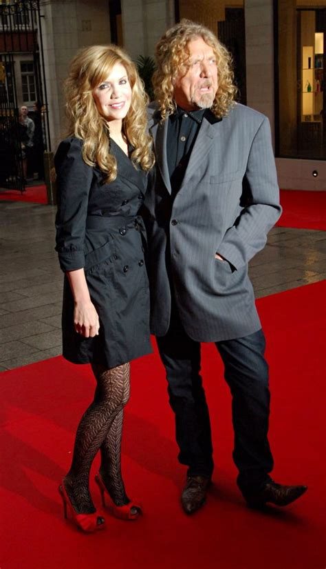 Robert Plant And Alison Krauss Celebrate Launch Of New Album by Alison Krauss Picture 5 2008 Mercury Prize