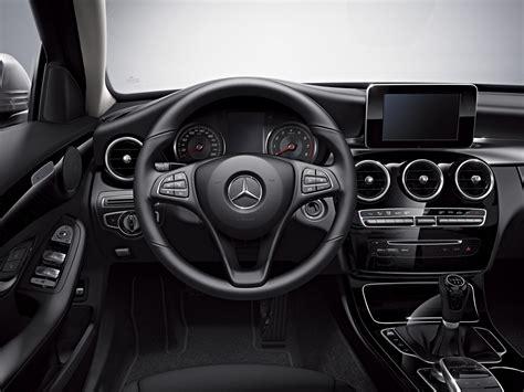 Sport Der Mercedes S Class Belakang 2 Cm das serieninterieur der neuen c klasse w205 mercedes mercedes smart