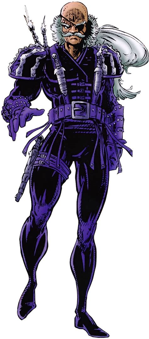 Peacemaker Foreigner silver dagger marvel comics doctor strange enemy