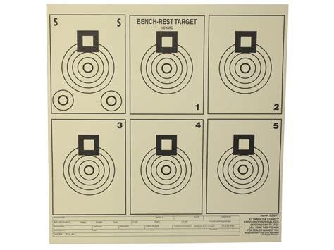 bench rest targets ez target bench rest practice target 11 25 x 11 25 paper