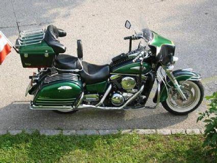 Suzuki Motorrad Tourer Gebraucht by Umgebautes Motorrad Kawasaki Vn 1500 Classic Tourer