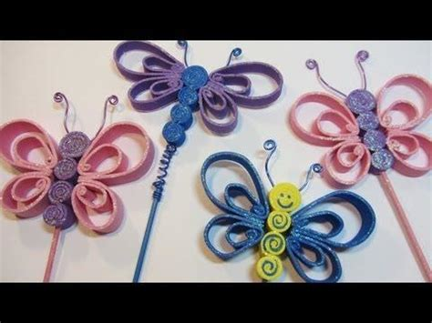 tutorial flores de goma eva foami tutorial mariposas de goma eva foami fomi na