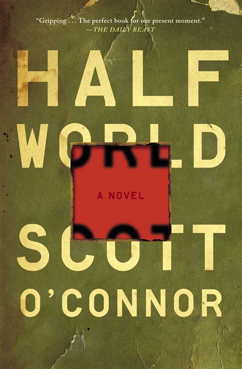 a guide to the present moment ebook half world book by scott o connor official publisher