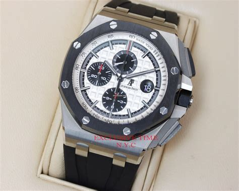 Audemars Piguet Royal Oak Offshore 44mm 1 1 Best Edition On Black audemars piguet royal oak offshore stainless steel 44mm for price on request for sale from a