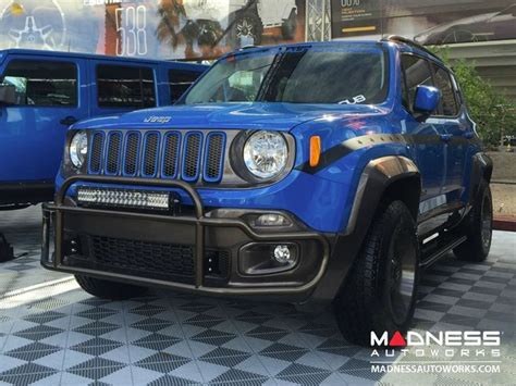 jeep renegade stance jeep renegade fender flares by madness now in stock