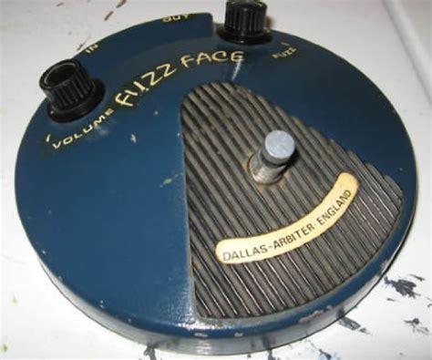 Harga Efek Gitar Fuzz dallas arbiter fuzz