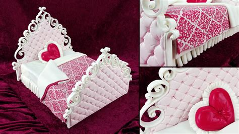 Cake Decorating Chesterfield by Valentines Bed Cake Yeners Way