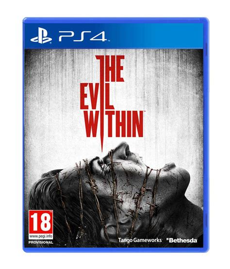 The Evil Within Ps4 buy the evil within ps4 at best price in india