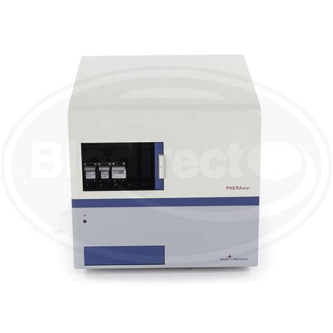 bmg labtech used bmg labtech microplate reader pherastar for sale