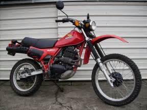1982 Honda Xl500r 1982 Honda Xl500r