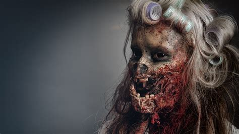 tutorial zombie cute and scary zombie special fx makeup tutorial by ellimacs