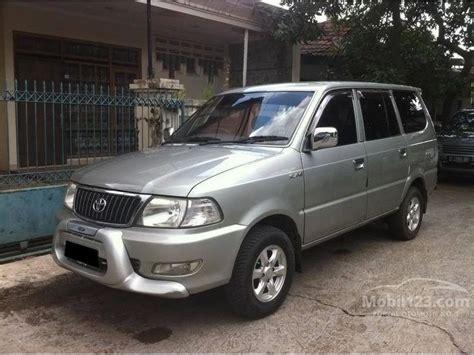 Shockbreaker Kijang Lgx 2003 Jual Mobil Toyota Kijang 2003 Lgx 2 0 Di Jawa Barat Manual