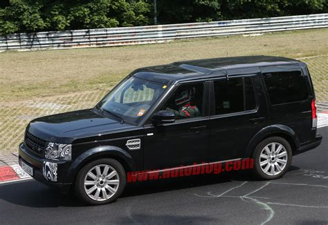 lr4 land rover black land rover lr4 getting facelift and interior refresh