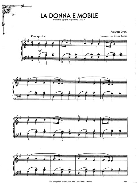 james bastien classic themes by the masters the older beginner piano course classic themes n j w