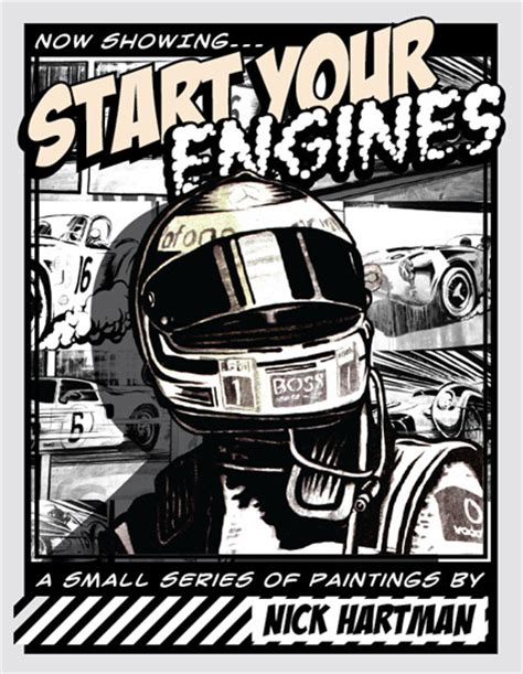Start Your Engines by Start Your Engines Nicholas Hartman