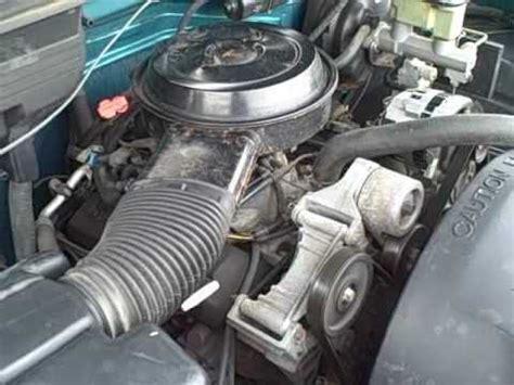 tonys  utility body truck  chevy   auto trans