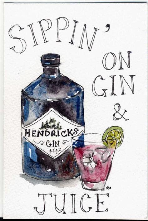 sailing crew boathouse gin card  sarah majury gin quotes hendricks gin bottle ideas gin