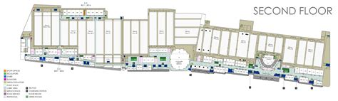 new floor plans floor plans ernest n morial convention center
