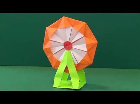 観覧車 折り紙 quot ferris wheel quot origami