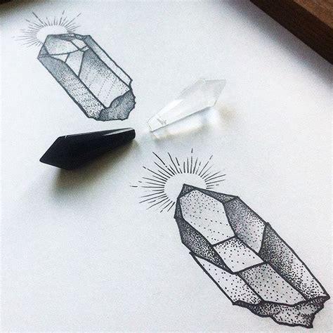 geometric tattoo kent best 25 crystal tattoo ideas on pinterest crystal