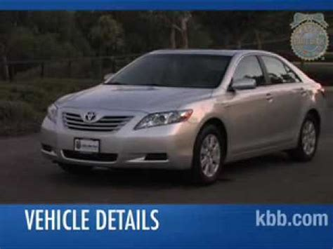 toyota camry 2008 blue book toyota camry 2008 blue book 2008 toyota camry kelley blue book 2008 toyota camry hybrid review kelley blue book youtube